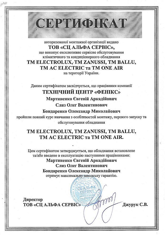 Кондиционеры AC Electric официального диллера