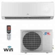 Кондиционер Cooper&Hunter CH-S24FTXE (Wi-Fi) Alpha Inverter with WiFi